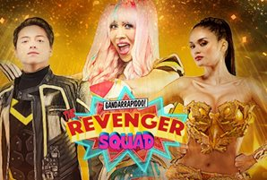 "Blockbuster film ""The Revenger Squad"" hits Cinema One this Sunday"