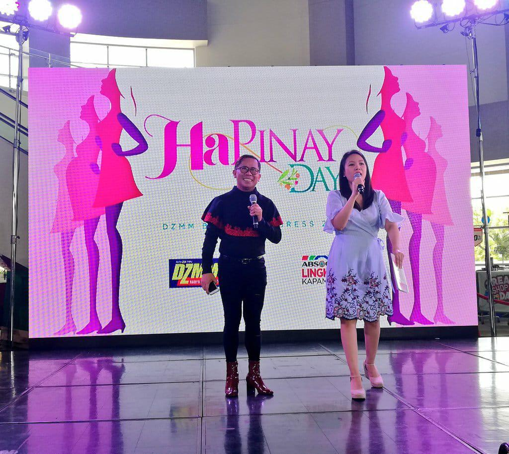 "Women take home new learnings from the 16th DZMM Buntis Congress ""HapPINAY day"""