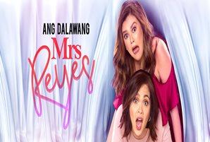 """""""Ang Dalawang Mrs. Reyes"""" premieres on Cinema One"""