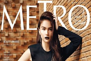 Elisse headlines Metro's beauty issue this July