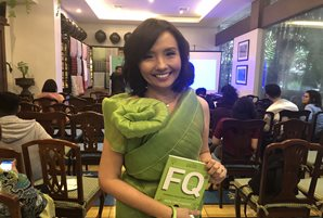 "Rose Fres Fausto pens money relationship guide in ""FQ the nth Intelligence"" book"