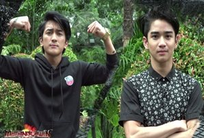 """Bagani's"" Makisig and Zaijan join the fun in ""Matanglawin"""