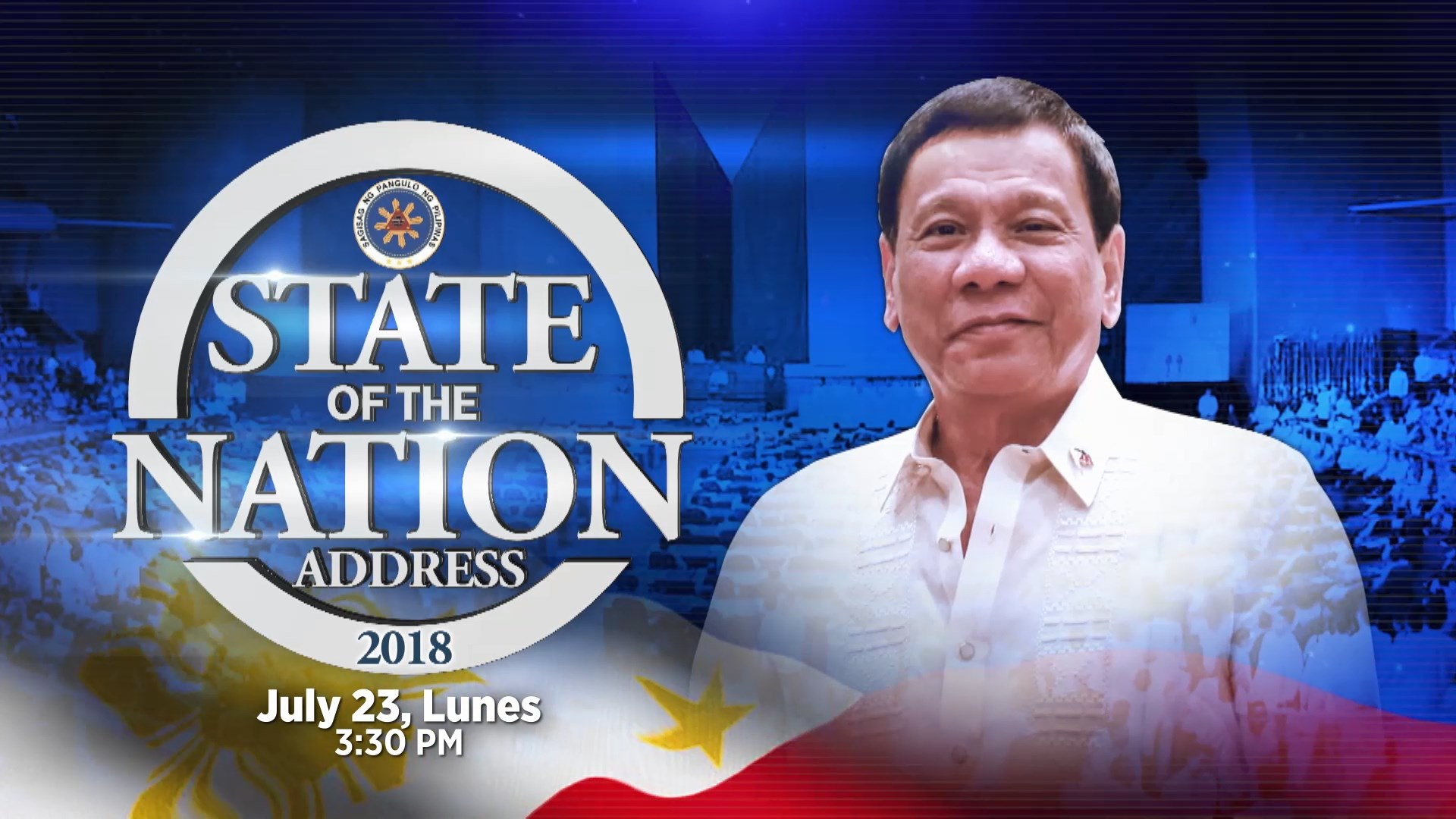 "More Filipinos watched ABS-CBN News' ""SONA 2018"" special coverage on TV and online"