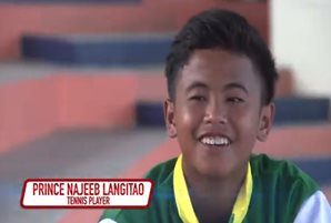 "Marawi athlete shares story of resilience in ""Sports U"""