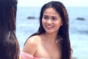 "Elisse learns kindness as a mermaid in ""Wansapanataym"""