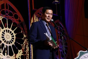 ABS-CBN wins best TV station at the Platinum Stallion Media Awards