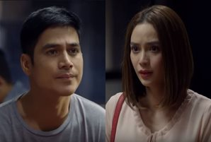 "Piolo and Arci split up in ""Since I Found You"""