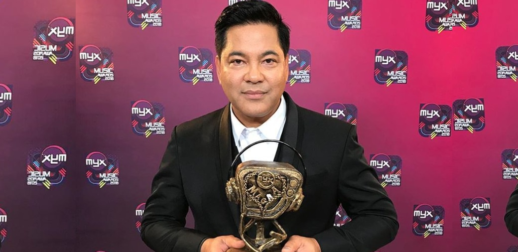 LIST: Winners of the MYX Music Awards 2018