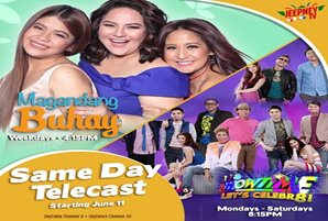 """It's Showtime,"" ""ASAP,"" and ""Magandang Buhay"" catch-up on Jeepney TV starting June 11"