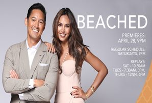 "Maggie and Marc explore paradise in new Metro Channel show ""Beached"""