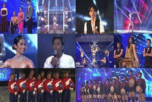 """Pilipinas Got Talent"" mounts the greatest showdown of talents in Pampanga"