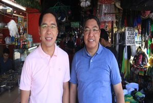 """Anthony and Jorge put spotlight on ordinary Filipinos in """"Pareng Partners"""""""