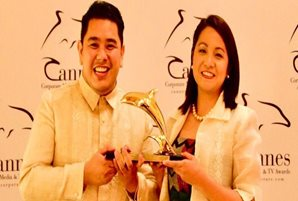 "ABS-CBN News' ""'Di Ka Pasisiil"" docu wins PH's 1st Gold Dolphin in Cannes"
