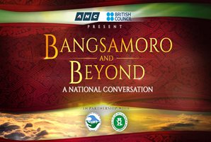 Karen Davila anchors Bangsamoro Forum on ANC