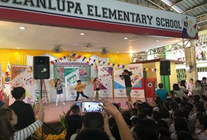 "YeY's ""Bida Best"" school tour back"