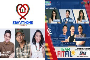 ABS-CBN's new digital projects tackle inspiring stories and health amid COVID-19