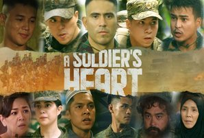 "All-out war for justice and peace in a ""A Soldier's Heart's"" last two weeks"
