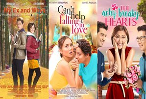 ABS-CBN's blockbuster films premier on China cable TV