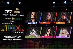 "ABS-CBN marks grand comeback to international live events via ""1MX Dubai 2021"""