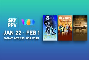 2020 MMFF movies premiere on SKY Movies Pay-Per-View