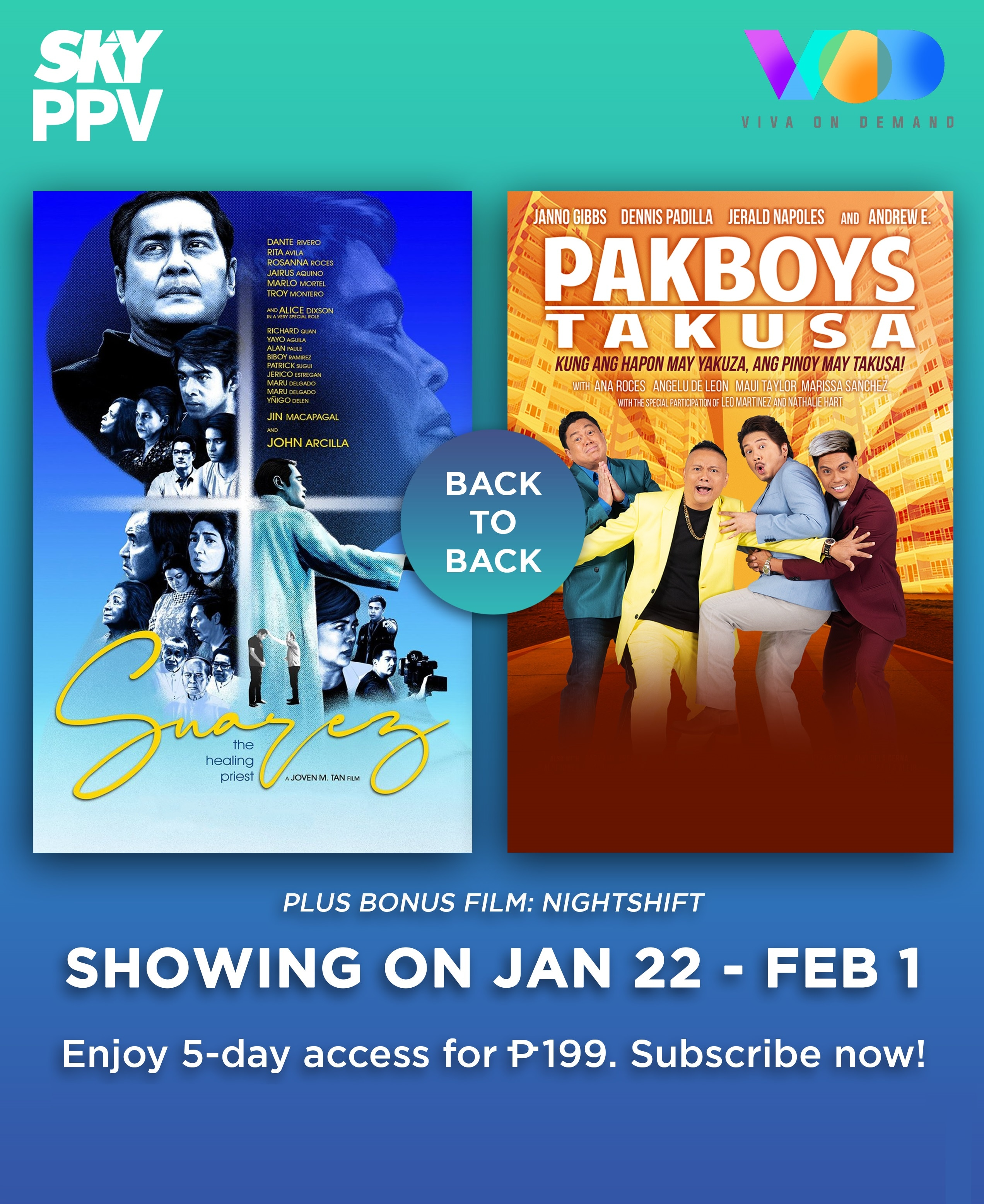 MMFF Bundle on SKY Movies Pay Per View