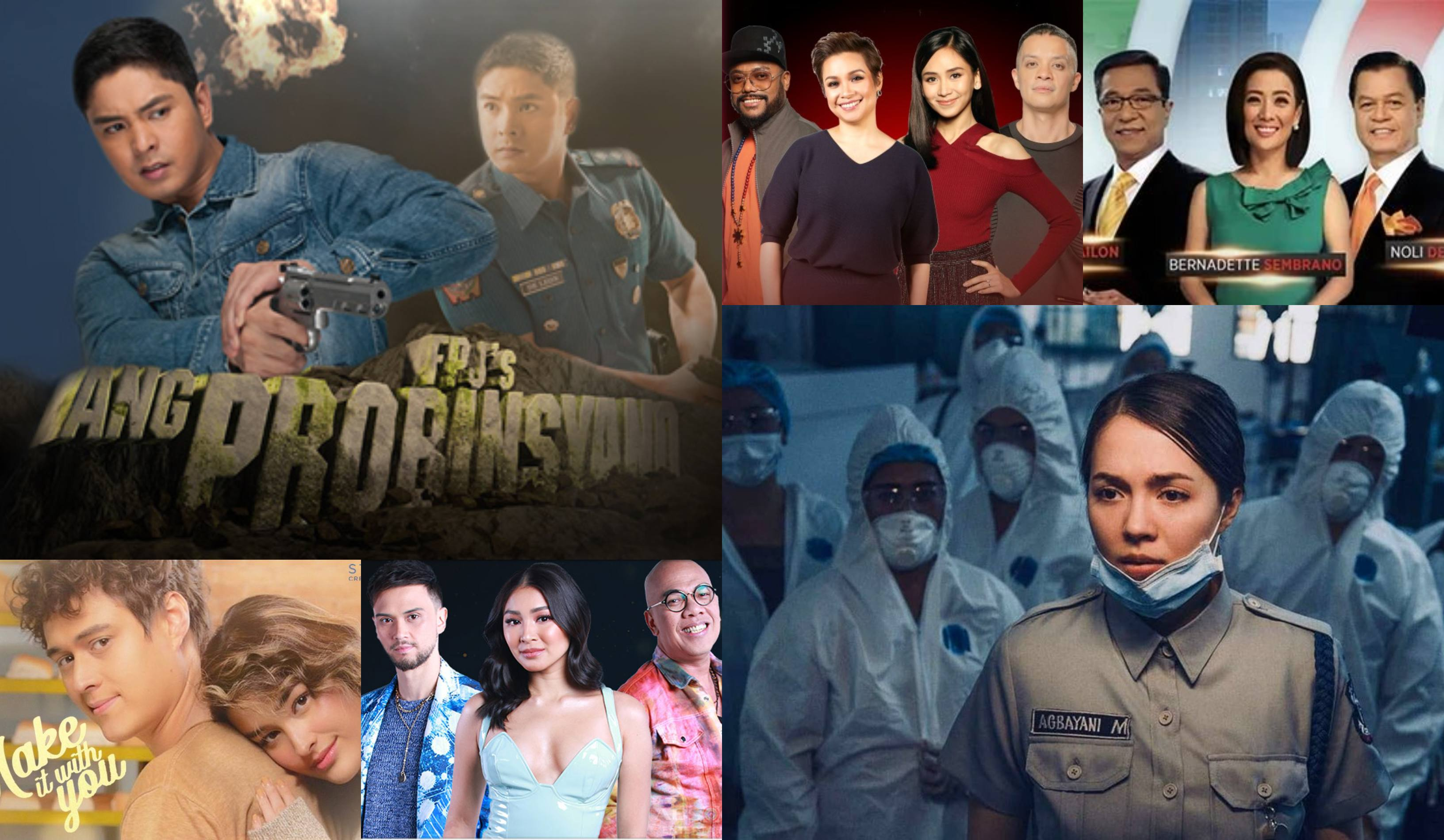 ABS-CBN keeps spot as most watched network in February