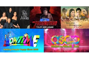 """It's Showtime,"" ""ASAP,"" and teleserye marathon in A2Z channel 11's opening salvo"