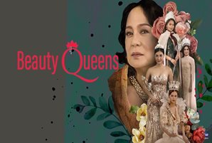"Gloria, Maxine, Winwyn, Ross, and Maris uphold family legacy in iWant's ""Beauty Queens"""