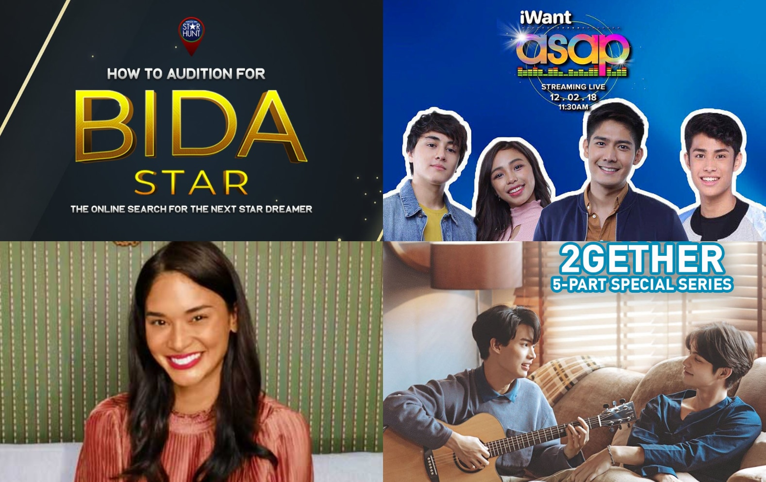 Keep moving forward with ABS-CBN's digital shows this August