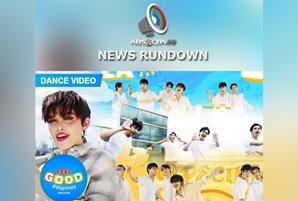 """ABS-CBN PR News Rundown: """"Feel Good Pilipinas"""" dance video ng ABS-CBN, kinatuwaan"""