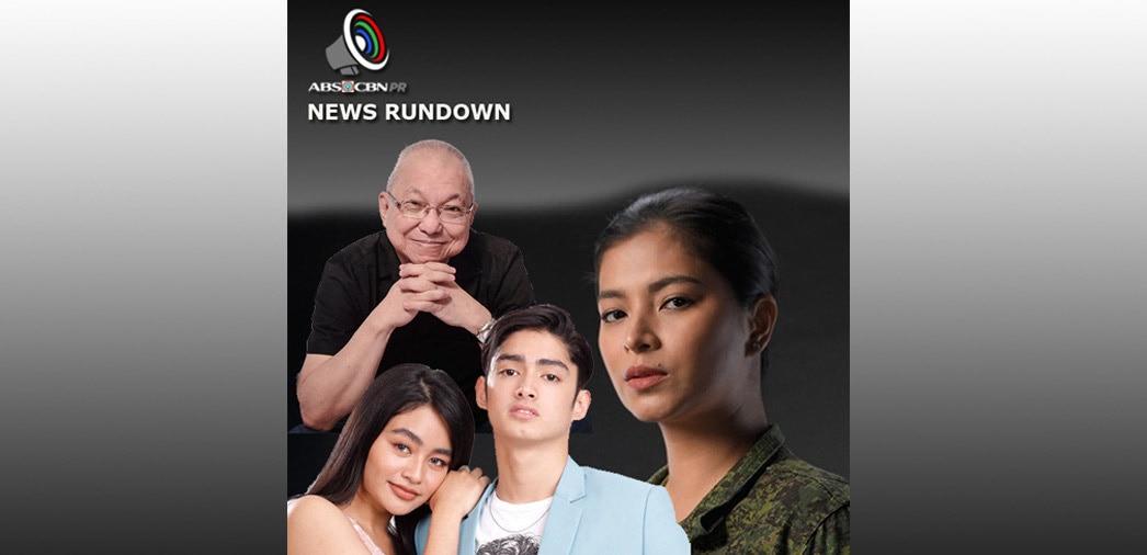 ABS-CBN PR News Rundown: Mga palabas, pelikula, at artista ng ABS-CBN panalo sa 51st Box Office Entertainment Awards