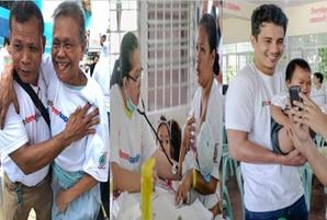 "Pinoys in Vismin enjoy a fiesta of services at ""Kapamilya Love Weekend"""