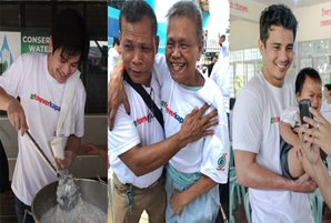 "Pinoys in Vismin enjoy a fiesta of services at ""Kapamilya Love Weekend"""