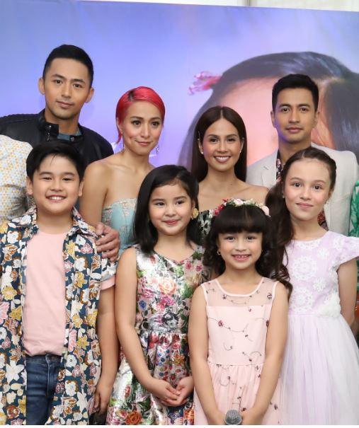 Nang Ngumiti ang Langit cast 2