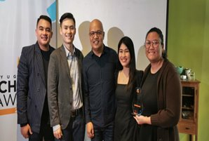 "ABS-CBN TVplus Go wins ""Tech Toy of the Year""at the 5th Yugatech Choice Awards"