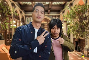 Zanjoe and Empoy bring humor to KBO this weekend