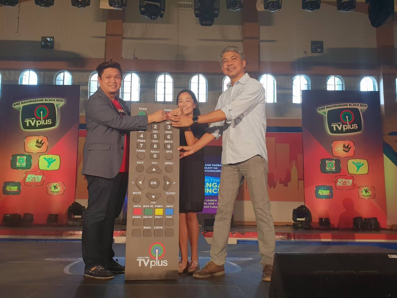 ABS-CBN expands digital TV broadcast in Batangas via ABS-CBN TVplus