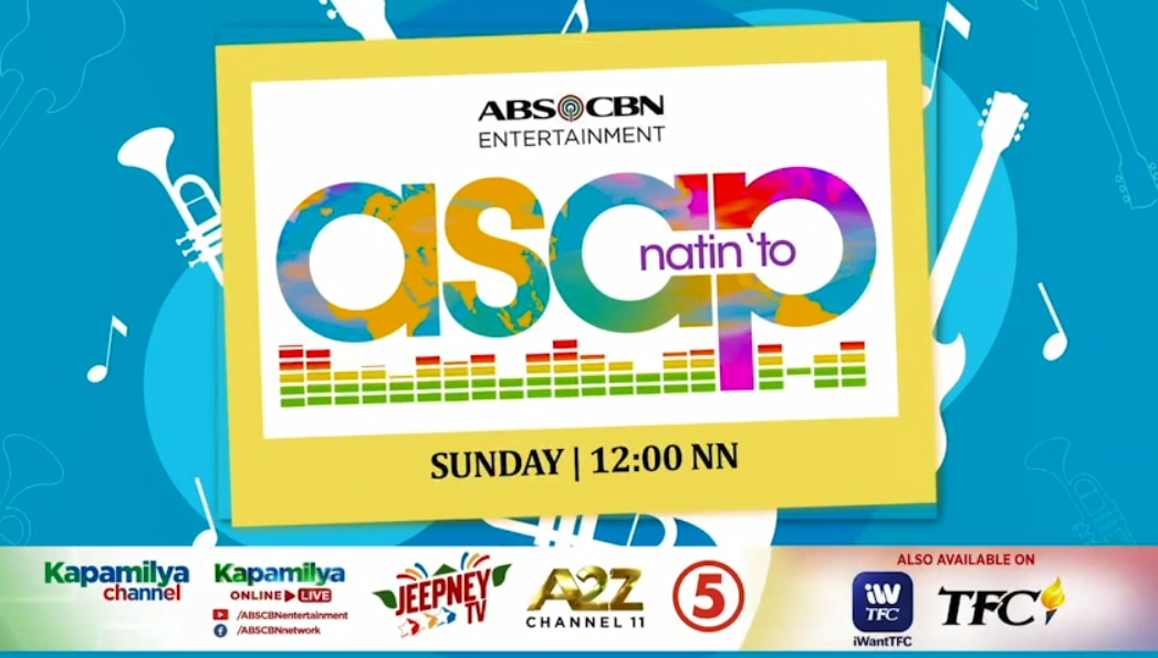 Grand OPM hits showdown takes center stage on 'ASAP Natin 'To'