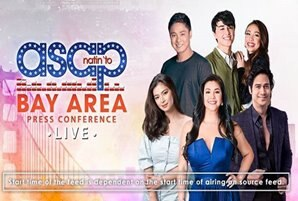 Watch the ASAP Bay Area press con livestream on TFC.tv