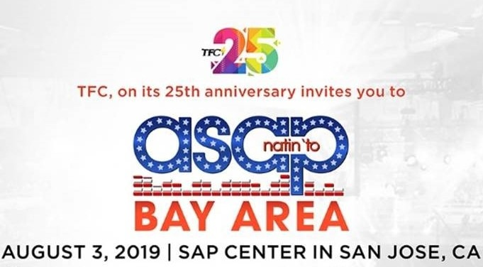 """ASAP Natin 'To Bay Area"" promises a one-of-a-kind, once-in-a-lifetime musical extravaganza on TFC's 25th anniversary"