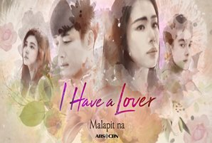 "A lost love comes back in ABS-CBN's Korean series ""I have a Lover"""