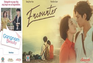 """Encounter"" and ""Gangnam Beauty"" premiere on ABS-CBN"