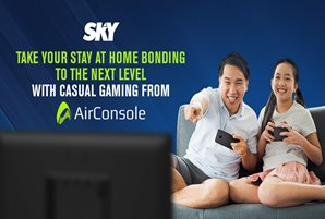 Level-up stay-at-home family bonding with casual gaming from AirConsole