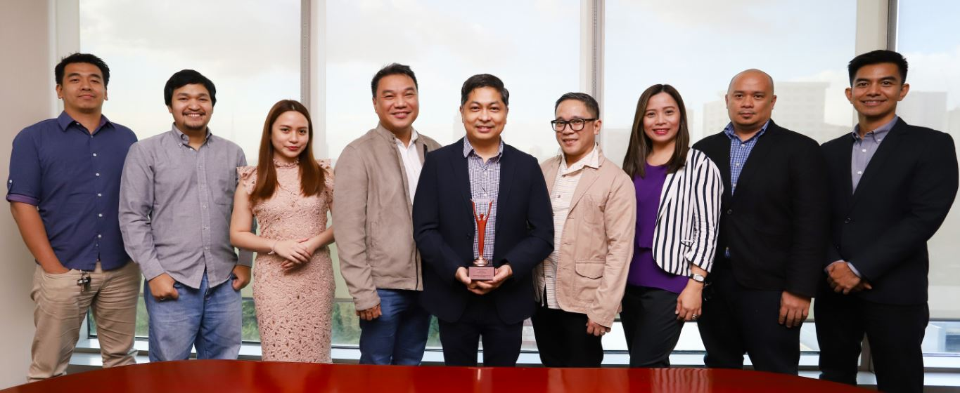 ABS-CBN wins bronze Stevie Award at the 16th International Business Awards