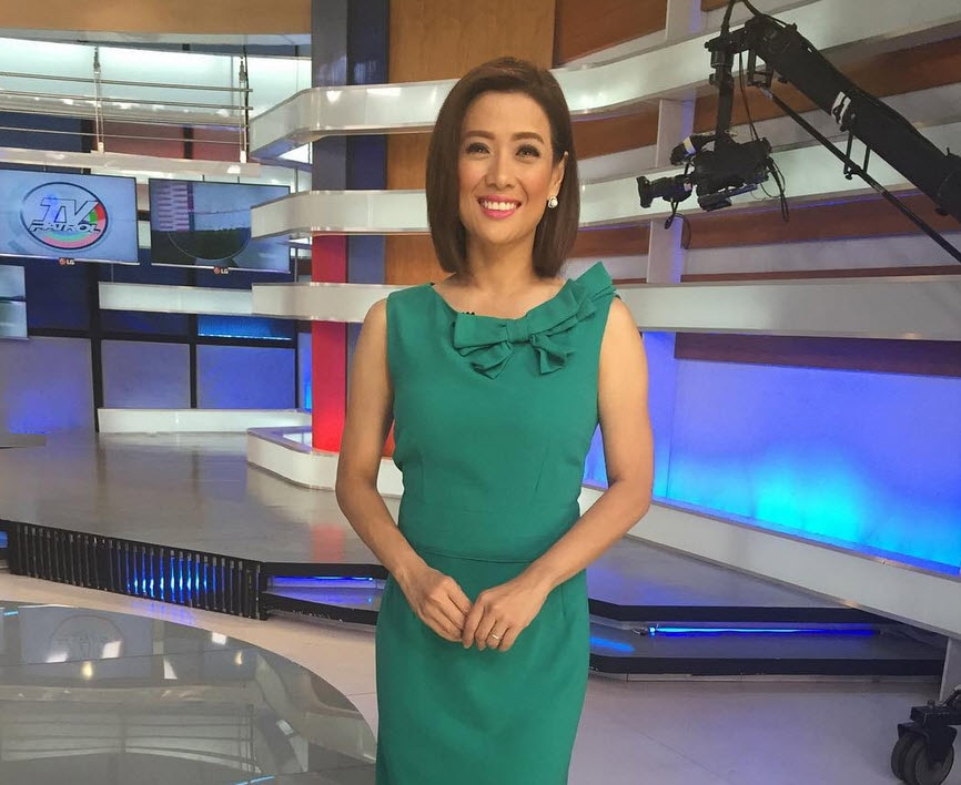 Bernadette Sembrano was named Best AM Female News Anchor