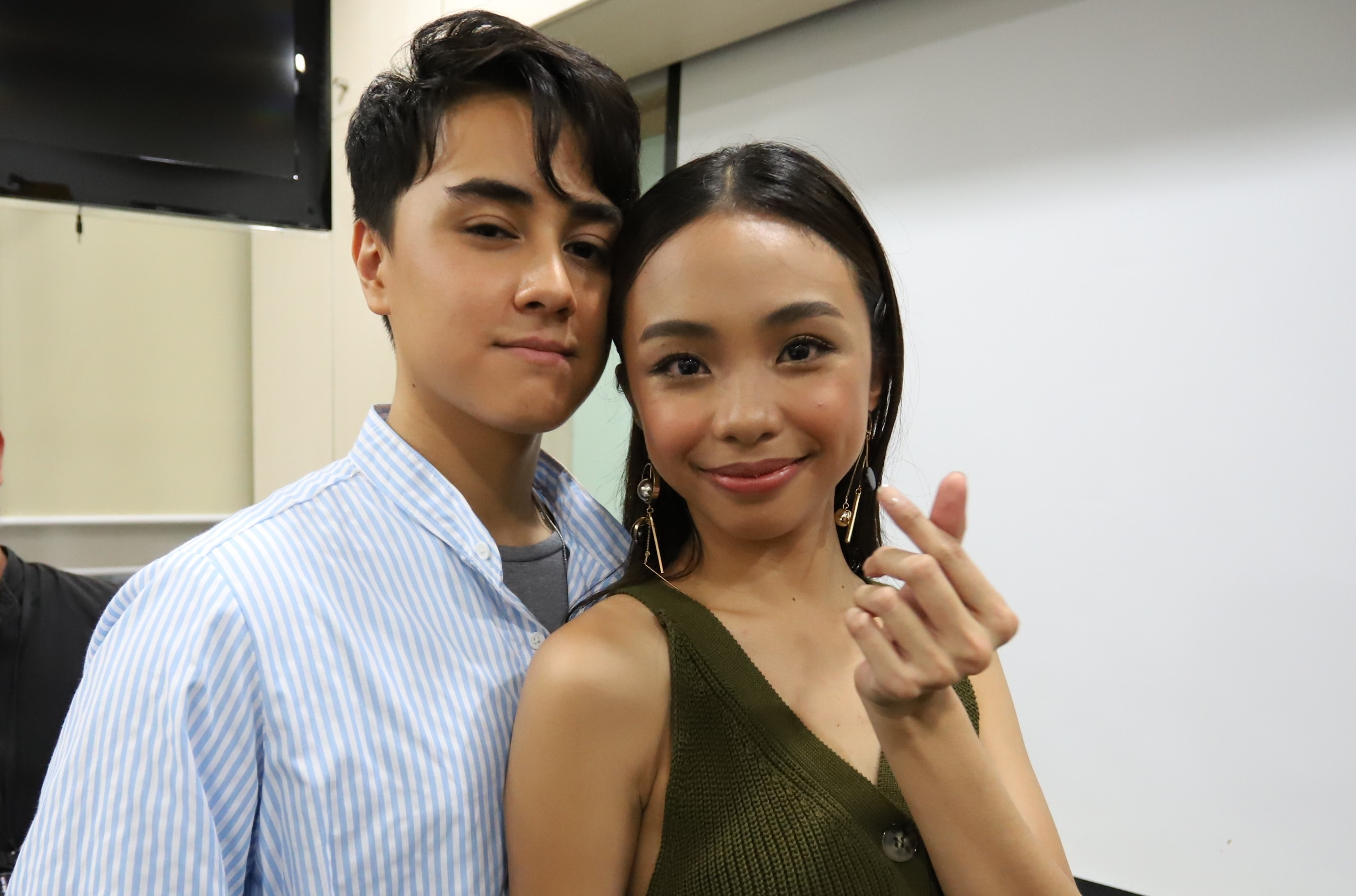 Maymay and Edward