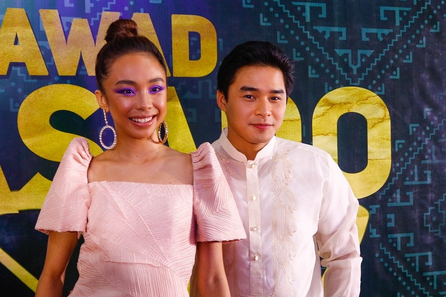 McCoy De Leon and Maymay Entrata were named PinakaPASADOng Dangal ng Kabataan awardees