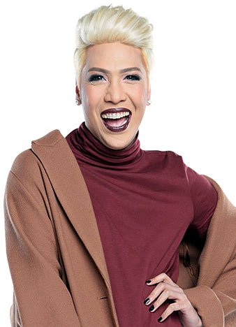 Vice Ganda was one of the Pinakamagiting na Personalidad sa Telebisyon in the 7th Kagitingan Awards