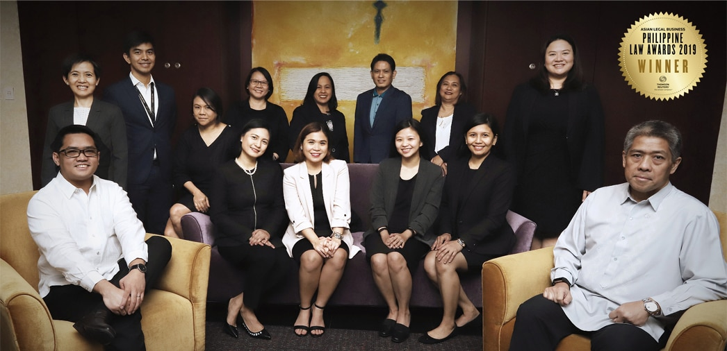 Asian Legal Business bestows honor to ABS-CBN