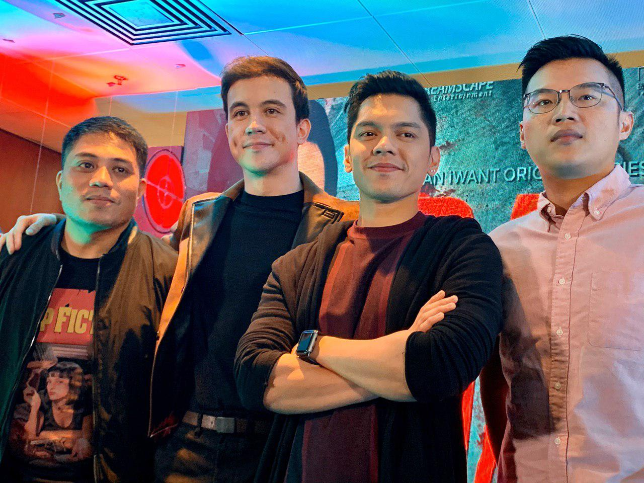 "Arjo and Carlo clash as new season of iWant's ""Bagman"" raises the stakes"